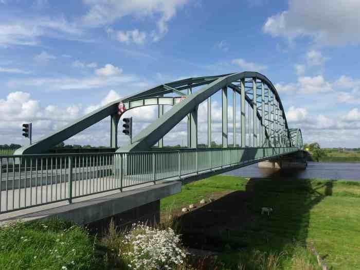 Friedrichstadt Arch Bridge 2