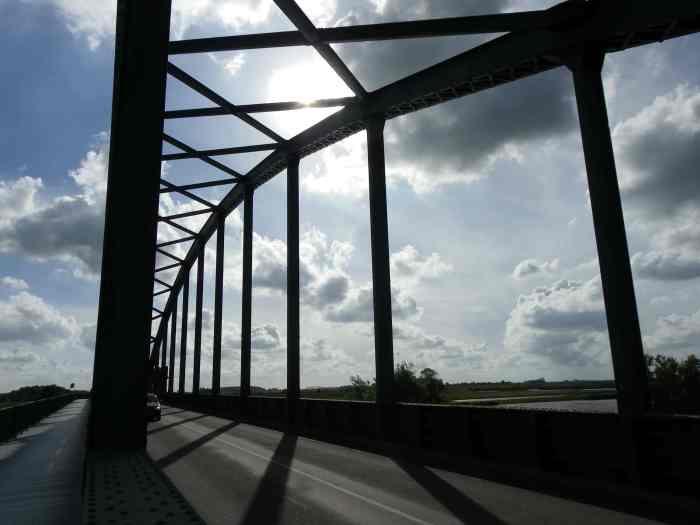Friedrichstadt Arch Bridge