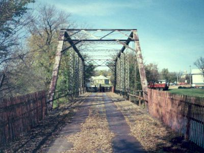 Petersburg Rd. Bridge