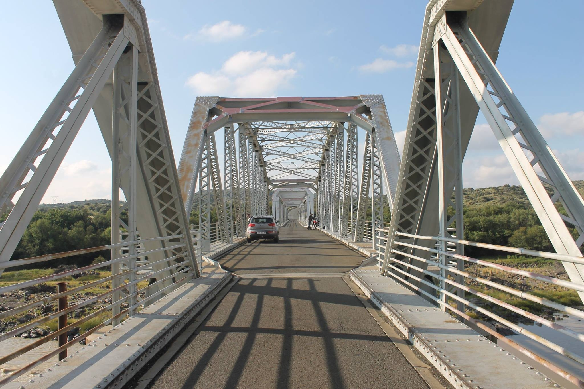 Havenga Bridge Over The Orange