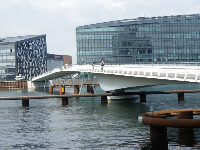 Bryggebroen Bike Bridge