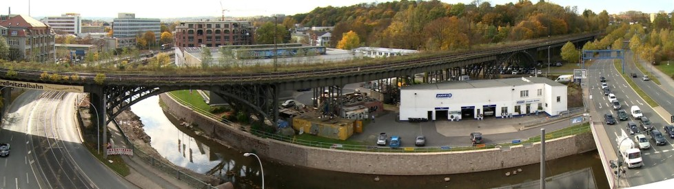 Photo courtesy of Dr. Benita Martin. Link: https://commons.wikimedia.org/wiki/File:Viadukt_Chemnitz.jpg