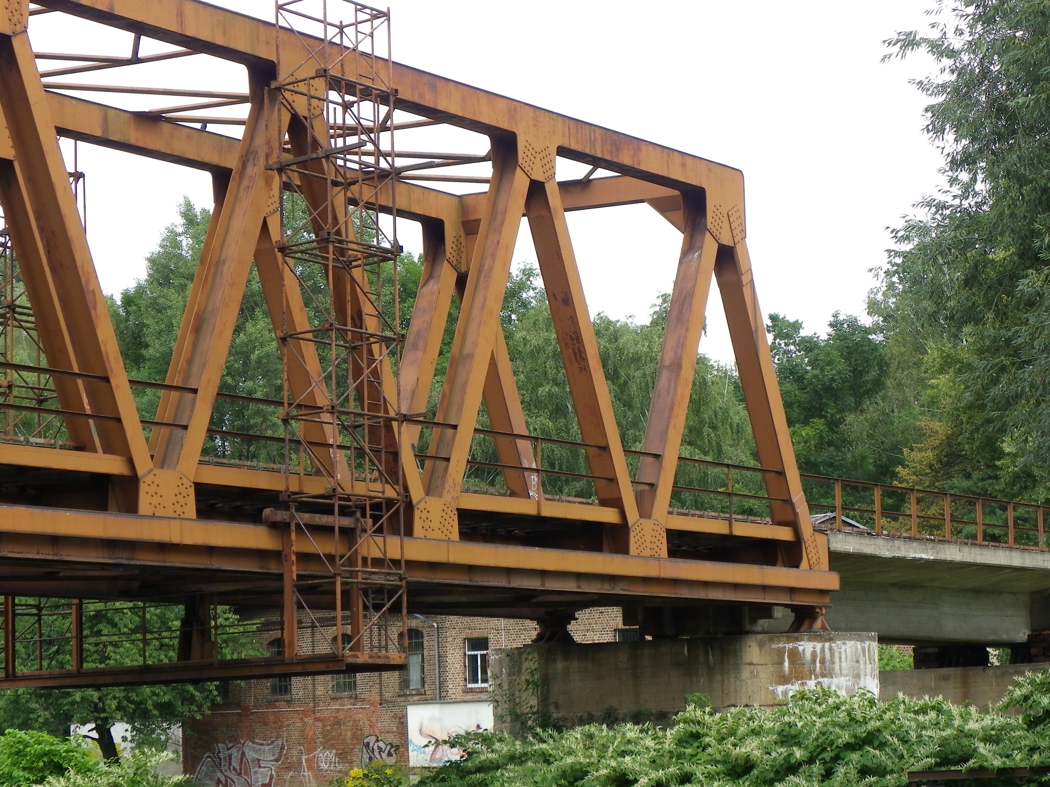 The Bridges Of Zwickau Saxony Germany The Bridgehunters Chronicles