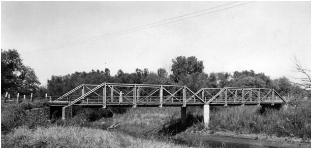 Petersburg Village Bridge