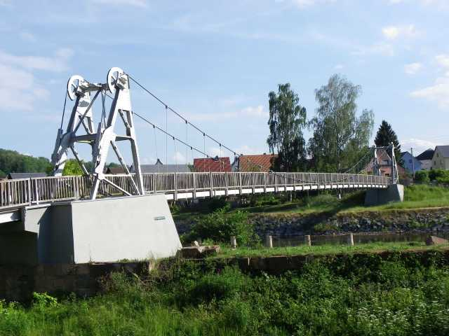 Zassnitz Suspension Bridge