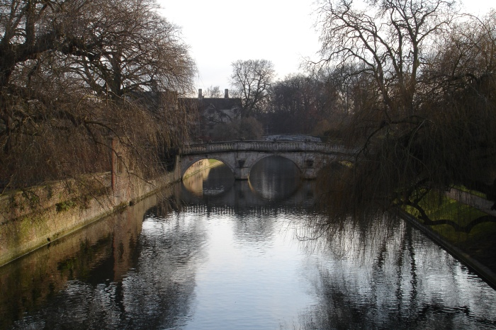 Wordless Wednesday: Bridges of Cambridge