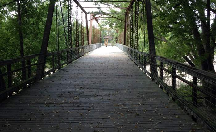 Bridge Trip! 17 Historic Iowa Bridges We've Discovered