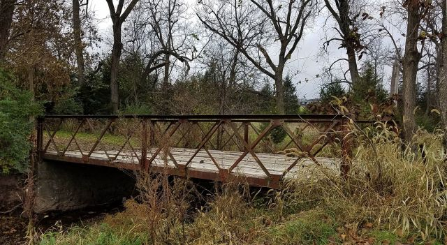 mystery bridge iowa