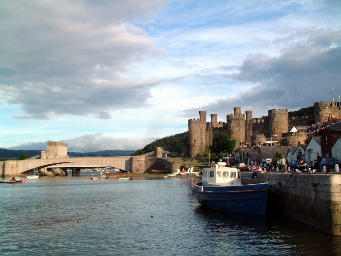 conwy_castle_and_bridges