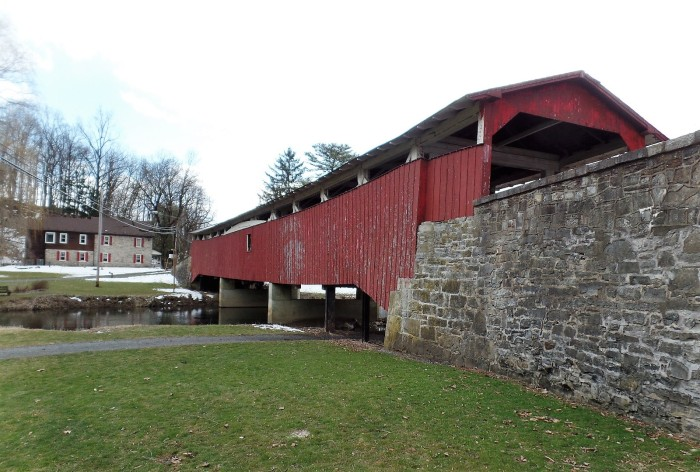 Lehigh Valley's Historic Covered Bridges