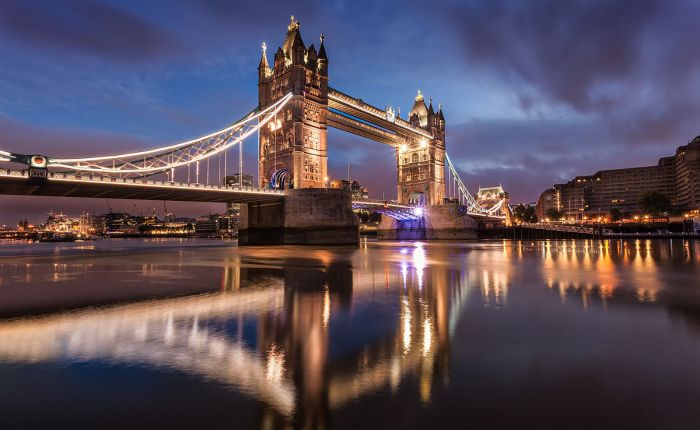 The Tower Bridge: Celebrating Innovation