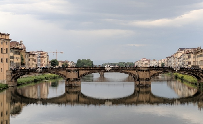 Gone But Not Lost: The Bridges of Florence during World WarII