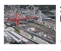 20 Killed, 13 Injured In Genoa BridgeCollapse