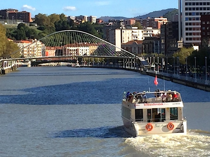 The Bridges of Bilbao