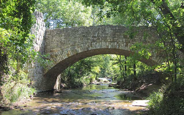 A Bridge to Honor Abraham Lincoln Is Dedicated on the 100th Anniversary of HisBirth