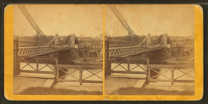 It Wasn't the Very First, But It Was the First Major Bridge of This Kind in theUS