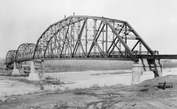 125 Years After Its Famous Namesakes Passed By, This Bridge WasDedicated