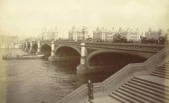 The Oldest Road Bridge in Central London Was Opened on ThisDay