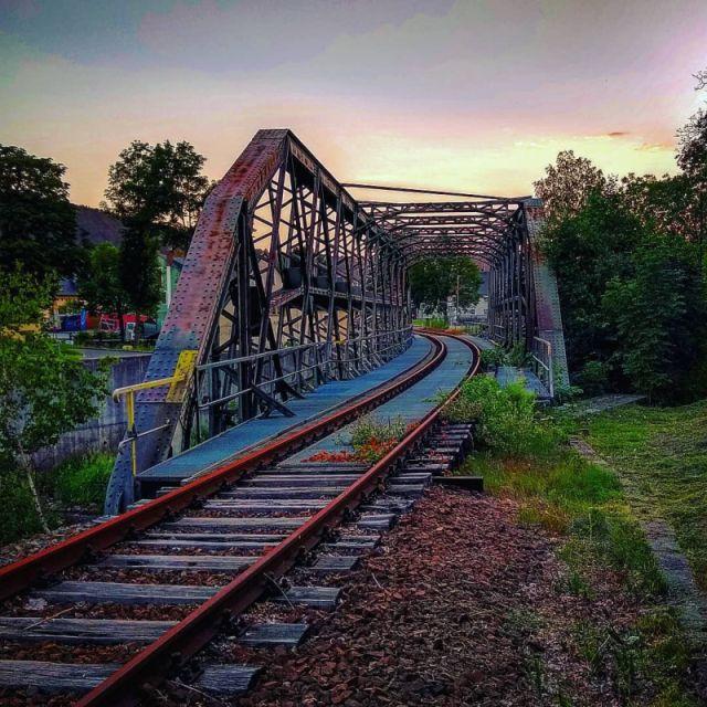Aetnaville Truss Bridge