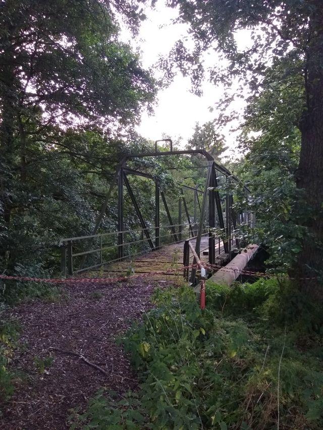 Filzwerk Truss Bridge