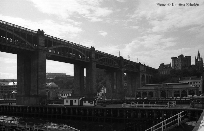 1. High Level Bridge, 28 July 2000