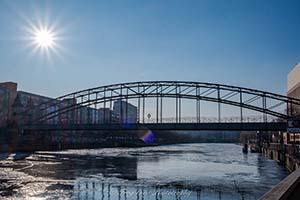 Bridges of Berlin:Siemenssteg