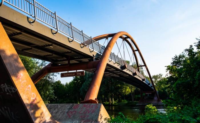 Bridges of Berlin: SaatwinkelSteg