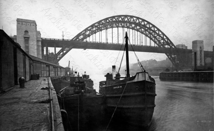 British Steel: Tyne Bridge,Newcastle