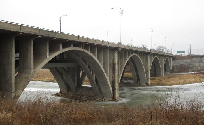 QEW's Heritage Bridge