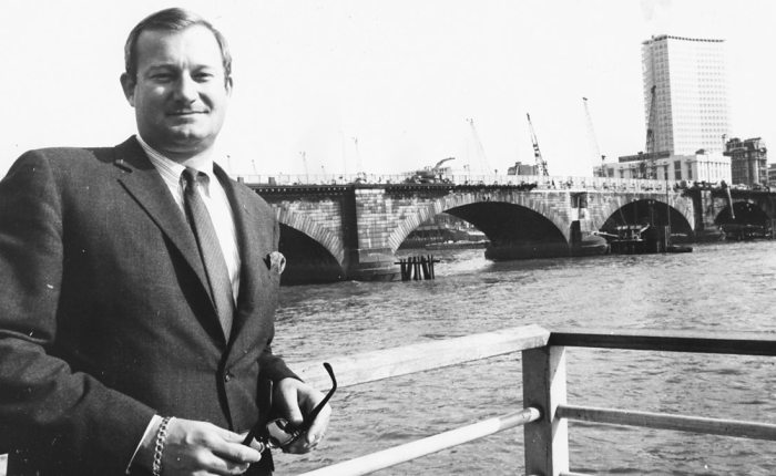 Why an American bought the London Bridge