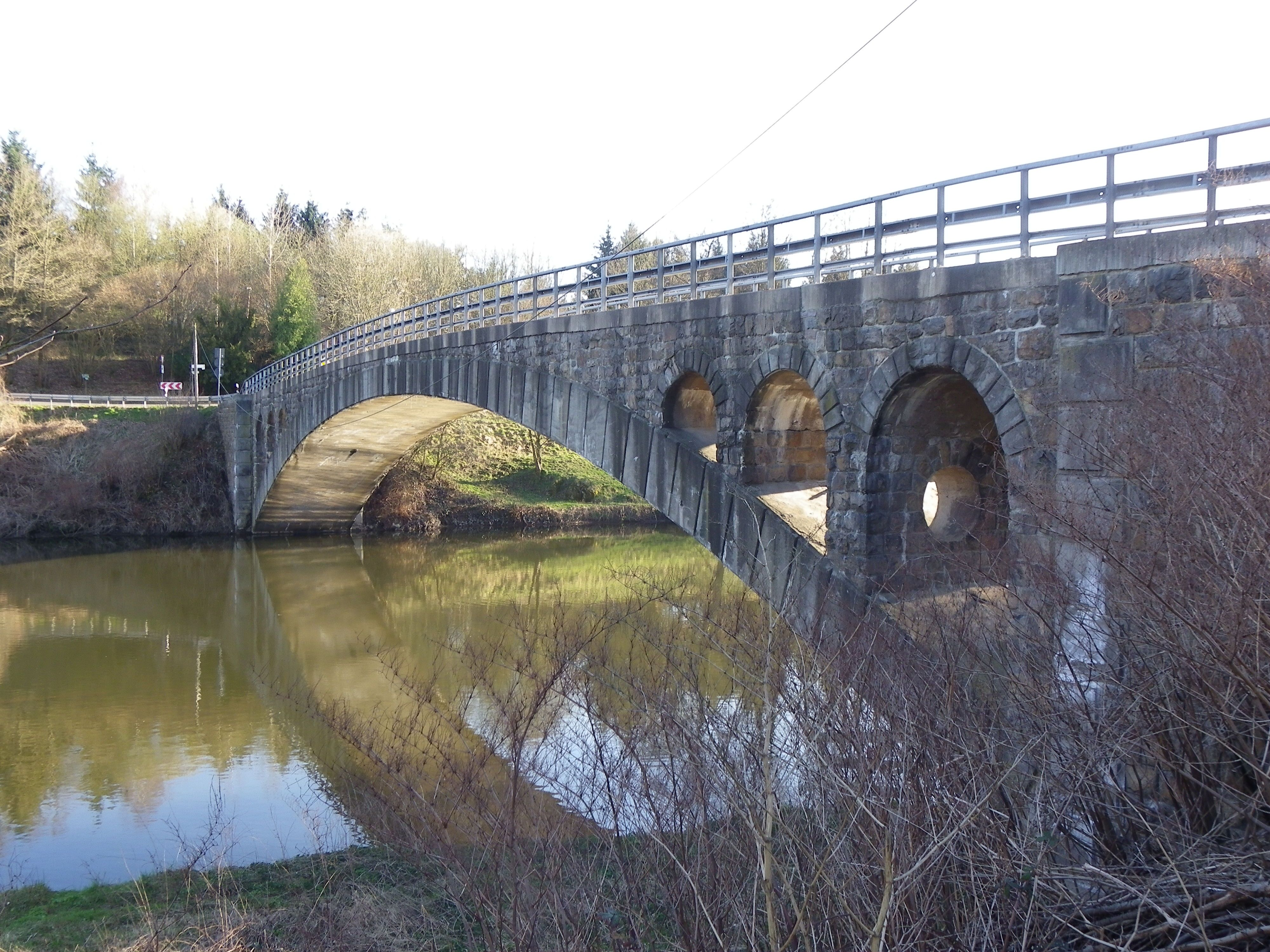 waldcafe bridge