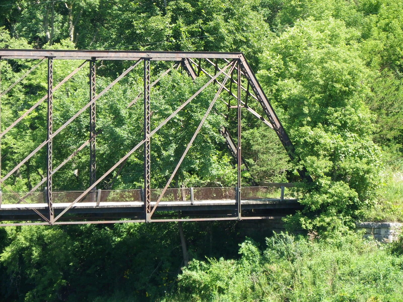 West Auburn Bridge
