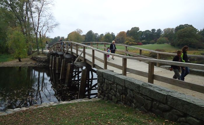 Today in Transportation History – 1775: A Simple Oak Bridge Plays a Crucial Role in the Fight for AmericanIndependence