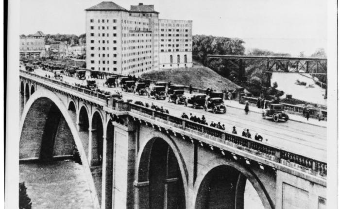 A Record-Setting Bridge is Opened inOhio
