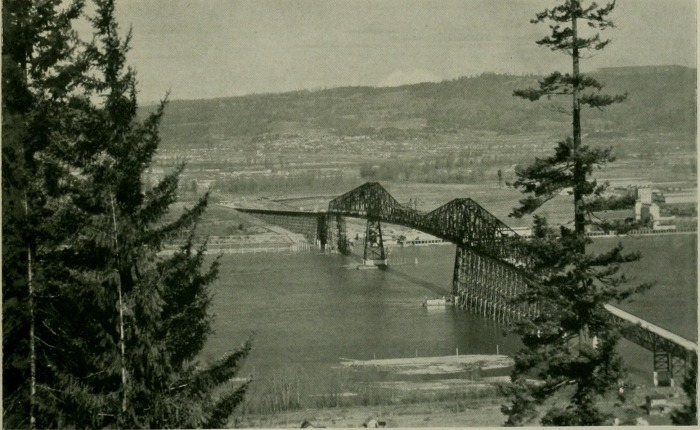 The Inauguration of a Record-Setting Bridge in the Pacific Northwest